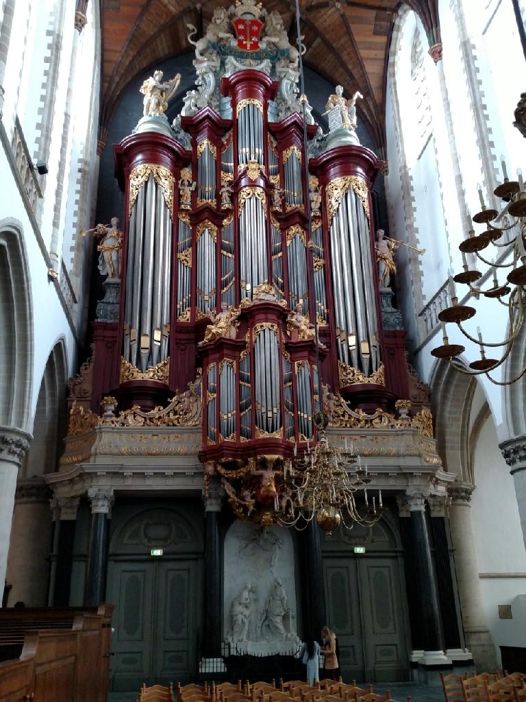 2017.04.20 Grote Kirk organ