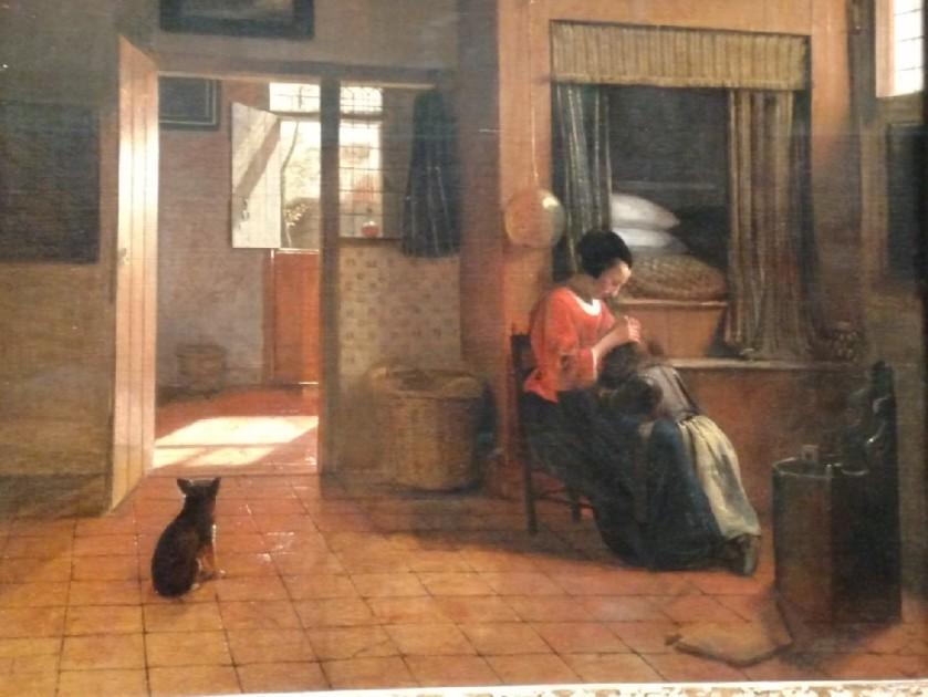 2017.04.21.6 Mothers Duty Pieter de Hooch 1660